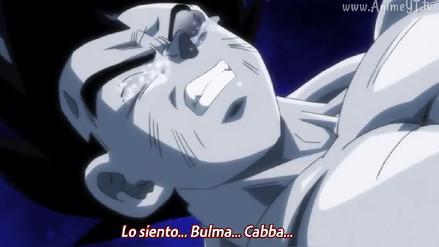 Dragon Ball Super 128: Las lágrimas de Vegeta que inspiraron a Gokú