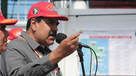 EE.UU. reiteró su apoyo a Perú ante su rechazo a la llegada de Nicolás Maduro