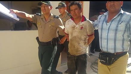 Capturan a presunto violador de niña de siete años en Mórrope