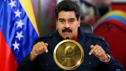 Venezuela: Nació oficialmente la criptomoneda El Petro