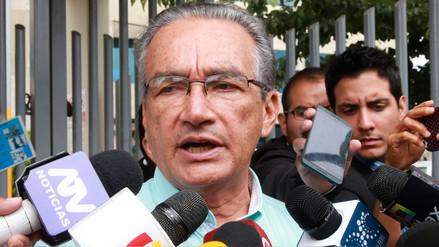 Aguinaga negó que Fujimori pueda ser encarcelado por caso Pativilca