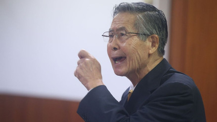 Duberlí Rodríguez sobre Fujimori: