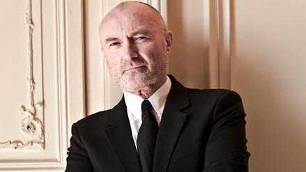 Phil Collins fue retenido en Brasil por no tener visa