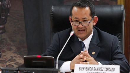 Bienvenido Ramírez aseguró que más congresistas dejarán la bancada de Fuerza Popular