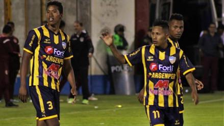 Sport Rosario empató 0-0 con Cerro en su debut en la Copa Sudamericana