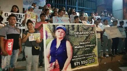Con vigilia, exigen a Fiscalía agilizar búsqueda de mujer desaparecida
