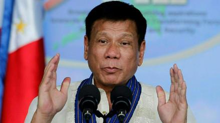 Duterte dijo que el uso de preservativos