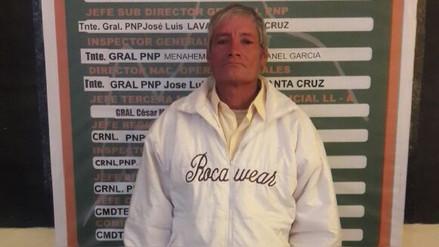Capturan a sujeto requisitoriado por violación a menor en Santiago de Chuco