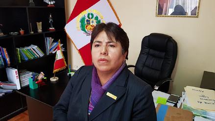 Dirección Regional de Educación de Junín tiene nueva directora