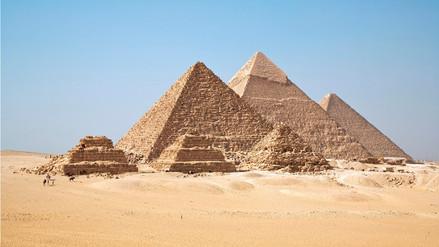 Científicos resolvieron el misterio de la alineación casi perfecta de las pirámides de Guiza