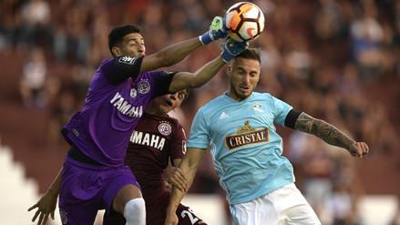 Sporting Cristal cayó 4-2 con Lanús en su debut en la Copa Sudamericana