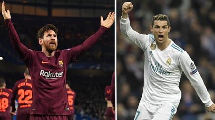 Los máximos goleadores en la historia de la Champions League