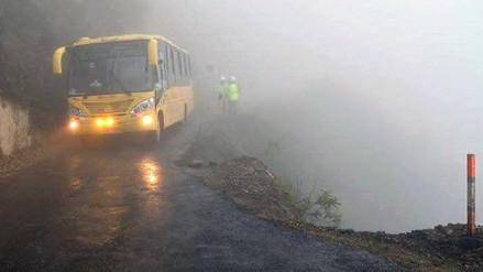 Transportistas realizarán paro para exigir mantenimiento de vía Canchaque-Huancabamba