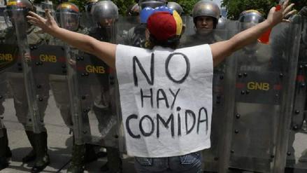 Venezuela tiene un 87% de hogares en la pobreza, según una encuesta