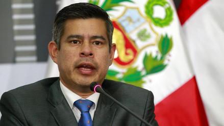Galarreta dijo que el proyecto de modalidades formativas laborales será discutido más a fondo