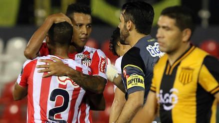 Junior será rival de Alianza Lima en la fase de grupos de la Copa Libertadores