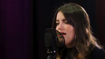 YouTube | Hija de Gian Marco cantó un huayno en reconocida escuela musical de EE.UU.