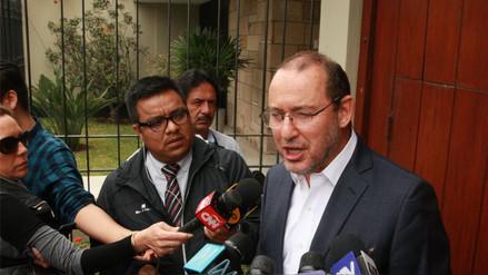 Fiscalía formalizó denuncia penal contra José Chlimper por audios manipulados
