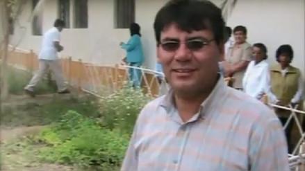 Dictan cinco años de cárcel efectiva a exalcalde de Camaná
