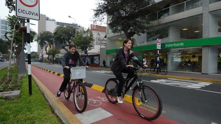 3 de cada 10 ciclistas limeños usa la bicicleta para ir a trabajar o estudiar