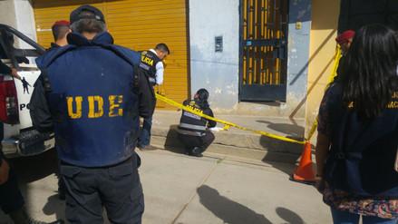 El hallazgo de dinamita alarmó a vecinos en Cajamarca