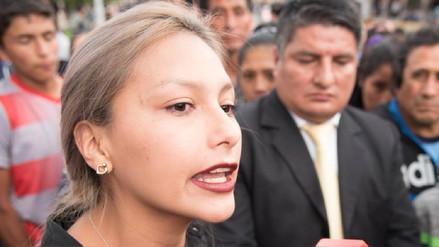 Ministerio Público formaliza apelación contra agresor de Arlette Contreras