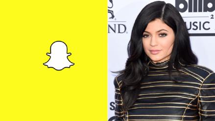 Este tuit de Kylie Jenner le costó a Snapchat 1,300 millones de dólares
