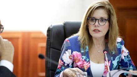 Aráoz dijo que el Ejecutivo observaría el proyecto sobre publicidad estatal si es aprobado
