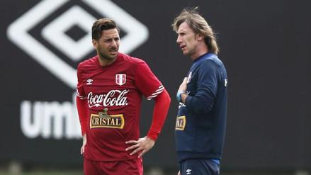 Claudio Pizarro reveló que sigue teniendo contacto con Ricardo Gareca