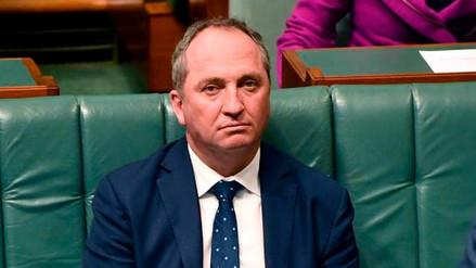 El viceprimer ministro de Australia renunció por acusación de acoso sexual