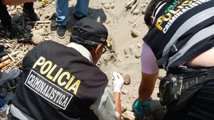 Encuentran restos de joven madre desaparecida hace tres meses en Trujillo
