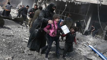 Siria | Más de 500 muertos en una semana por los bombardeos en Guta Oriental