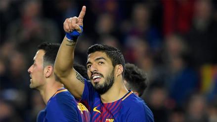 Barcelona derrotó por 6-1 al Girona en el Camp Nou y sigue siendo líder en la Liga Española