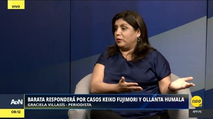 Graciela Villasís: Fiscales peruanos enviaron 104 preguntas para Jorge Barata