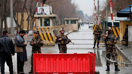 Al menos dos muertos y seis heridos tras ataque suicida a zona diplomática en Afganistán