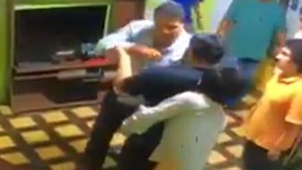 Chiclayo | Hombre agredió a nieto del arqueólogo Walter Alva