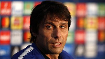 Antonio Conte espera una pronta implementación del VAR a la Premier League