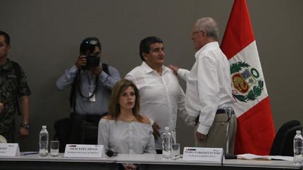 Gobernador regional de Lambayeque exige continuidad de inversiones