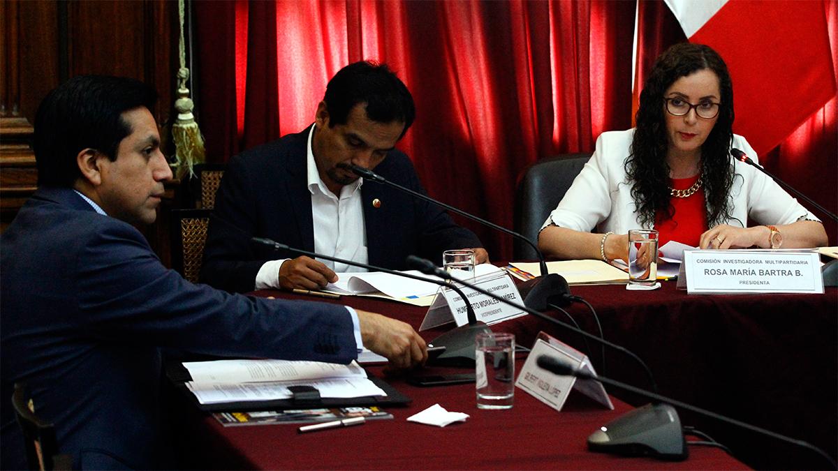 Comisión Lava Jato entregará a la Fiscalía pliego de preguntas para Jorge Barata