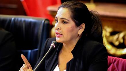 Maritza García denunció
