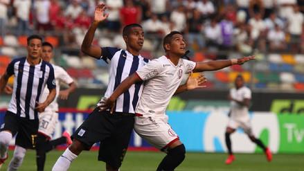 Alianza Lima demostró eficacia y venció a Universitario en el Monumental