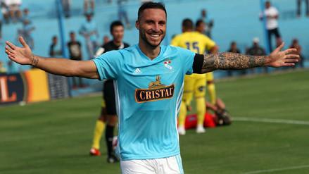 Sporting Cristal volvió a golear de local y sigue como líder del Grupo A