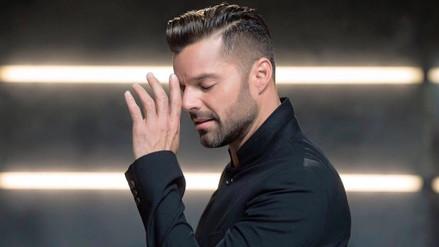 Ricky Martin habla de su desnudo en la serie biográfica de Versace
