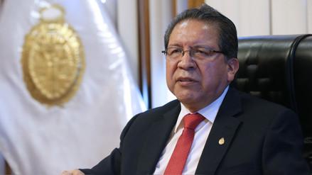Consejo Nacional de la Magistratura descartó denuncia de Yeni Vilcatoma contra Pablo Sánchez