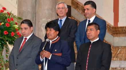 Expresidentes de Bolivia podrán acompañar al inicio de alegatos orales contra Chile en La Haya