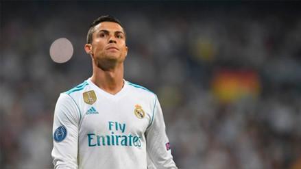 Cristiano Ronaldo compite con Roger Federer y Rafael Nadal por ser el deportista del año