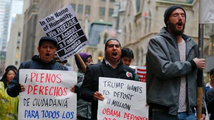 Supremo de EE.UU. rechaza pedido de Trump y mantiene la protección a jóvenes indocumentados