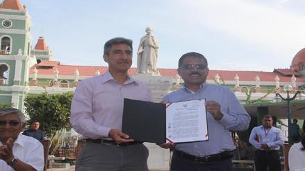 Entregan resolución de Patrimonio Cultural de la Nación a Semana Santa de Catacaos