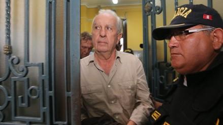 Declaran infundado pedido de cese de prisión preventiva de exdirectivos de Graña y Montero