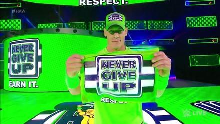 John Cena retó a The Undertaker para una lucha en Wrestlemania
